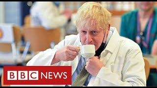 Boris Johnson defends refusing free meals to vulnerable children - BBC News