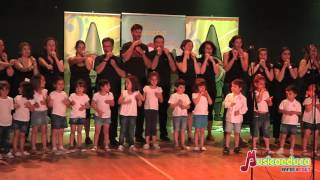 ¡Que suenen los instrumentos! - Grupo de alumnos de Musizón 3 - Festival Musizón 2016
