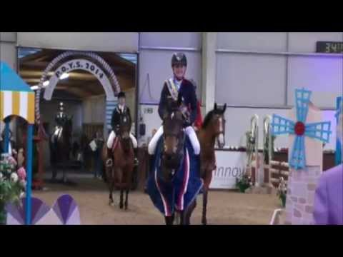 Pony Of The Year Show 2014