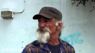 Homeless Man With A Funny Talent