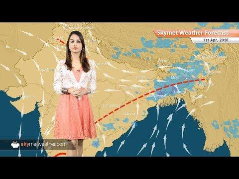 Weather Forecast for Apr 1: Rain in Bengaluru, Kolkata, Hot in Gujarat, Rajasthan, Kashmir, Delhi