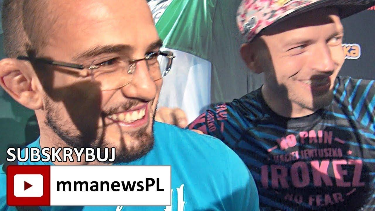 KSW 40: Borys Mańkowski odpowiada na wyzwania od Jewtuszki i Parke