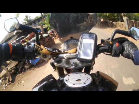 Konkan Expedition on KTM390 (Towards Harnai)