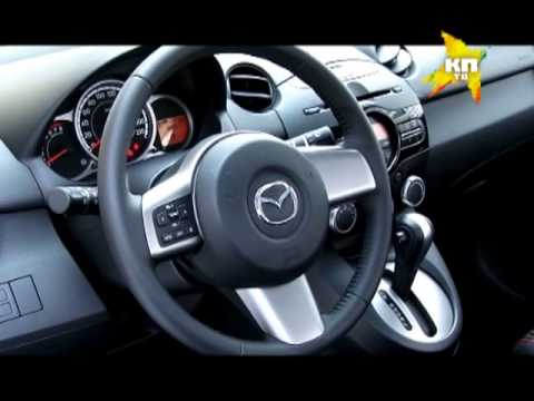 ПОД КАПОТОМ: Mazda 2