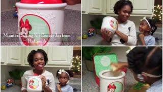 Hallmark Gold Crown Minnie Mouse Cookie Jar: Cookie Storage-Minnie Mouse Cookie Jar from Hallmark-M