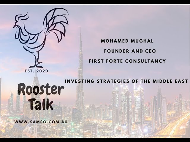Investing Strategies of the Middle East