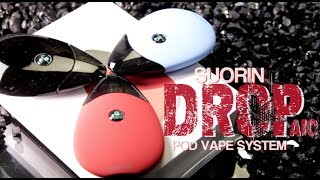 SUORIN DROP AIO Vape Pod System (The JUUL KILLER) ~ALL IN ONE VAPE MOD REVIEW~(CERTIFIED FRESH)