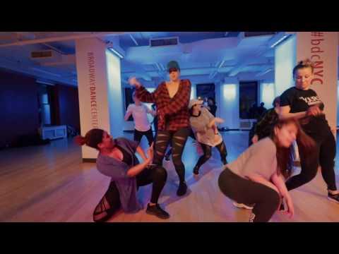 @BrunoMars  Finesse Dance Video Paul Herman  @bdcnyc @doubleupdancestudio