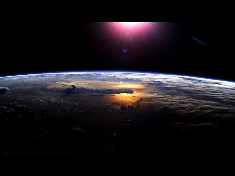 NASA HDEV   :  Video of Earth From Space  From The International Space Station ISS