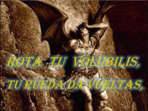 Carmina Burana - O Fortuna (Subtitulos Latín-Español)