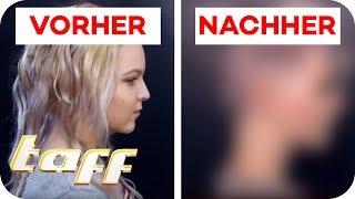 DIY Extensions GEHEN SCHIEF – SOS: Einsatz der Beauty-Retter! | taff | ProSieben