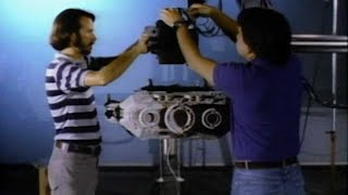 Special Effects - Vintage 1984 documentary on SFX
