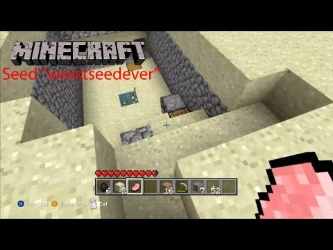 Minecraft Xbox 360 Seeds -