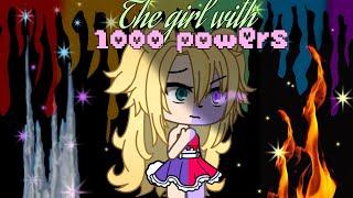 The girl with a thousand powers GLMM // ORIGINAL Gacha Life Mini Movie //