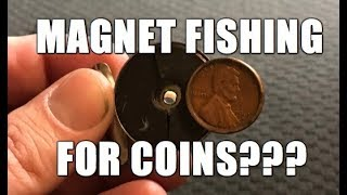 Wrong Planchet Lincoln Cent??? What Did I Find  Magnet Hunting / Fishing