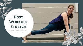 Post-Workout: Yoga for Runners