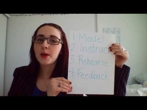 Behaviour Skills Training Model (BST Model)