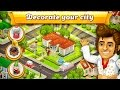Cartoon City: farm to village - Gameplay IOS & Android