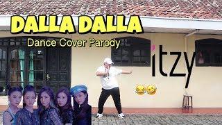 """DANCE COVER PARODY #09 - ITZY """"DALLA DALLA"""""""
