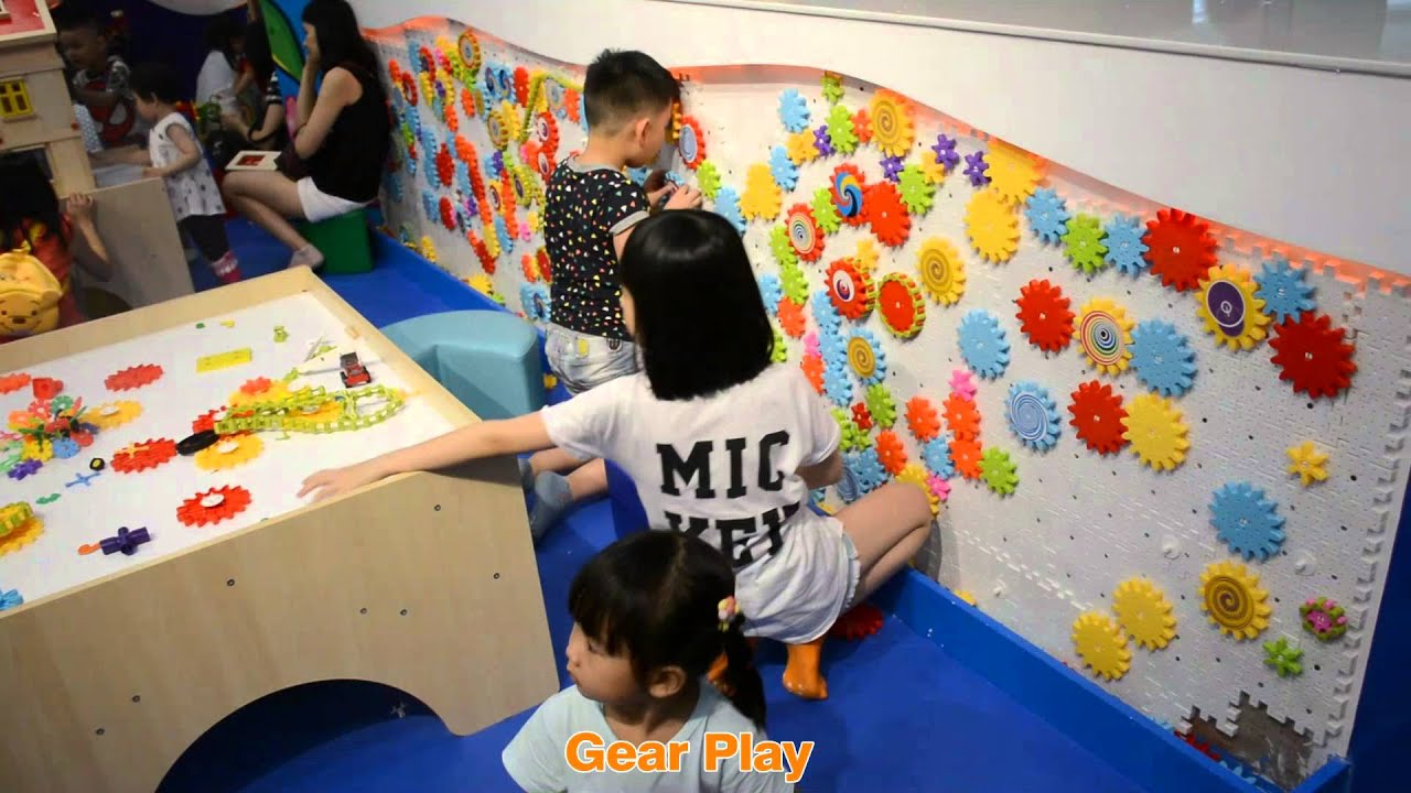 Gear Play For Kids Game Indoor Playground Equipment
