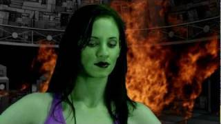 Shamelessly She-Hulk - Weathermaster Rough Cut (Superheroine Film)