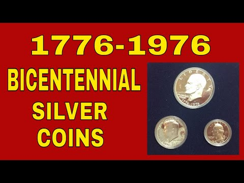 Subscriber Appreciation Giveaway! 1976 Bicentennial Silver Proof Coins Set!