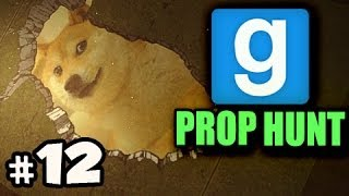 CLUED IN - Gmod PROP HUNT w/Nova, Kevin & Immortal Ep.12