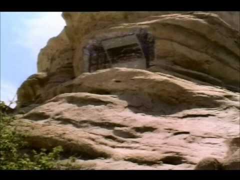 Vasquez Rocks in Star Trek