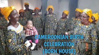 Cameroonian Birth Celebration(Born House) Vlogmas2019 Day 19