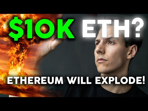 Ethereum to reach $10k? ETH IS SET TO EXPLODE IN THE NEXT CRYPTO BULL MARKET