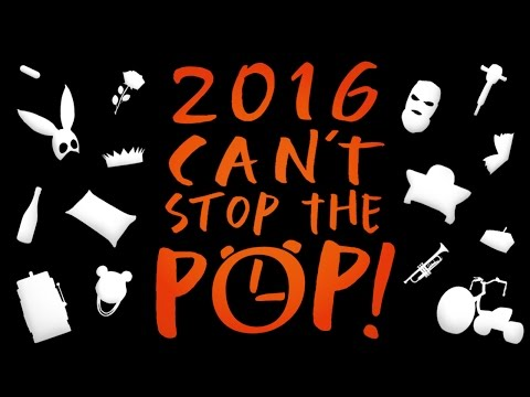 Cant Stop The Pop Year-End Mashup