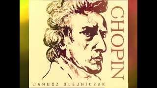 Fryderyk Chopin, Walc Des-dur Op. 64 nr 1. Janusz Olejniczak