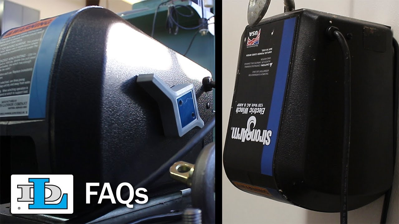 medium resolution of what s the difference between strongarm electric winch models faqs