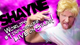 SHAYNE - The World's #1 Social Media Influencer