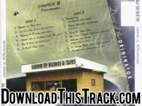 2pac - never had a friend like me - DJ Screw-Killuminati (Re