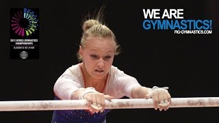 FULL REPLAY: Individual Apparatus Finals - Day 1 - Glasgow Worlds 2015 - We are Gymnastics !