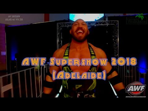 AWF Supershow Adelaide 2018