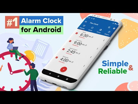 The Clock: Alarm Clock, Timer & Stopwatch Free - Apps on