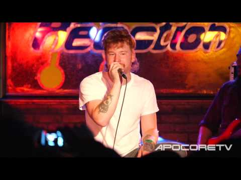 Jonny Craig - What I'd Give to Be Australian (Live at Chain Reaction) [HD]