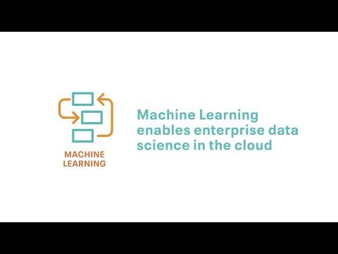 Cloudera Data Platform - Machine Learning