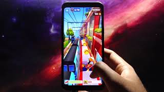 Subway Surfers 2018: Monaco - Samsung Galaxy S8+ Gameplay