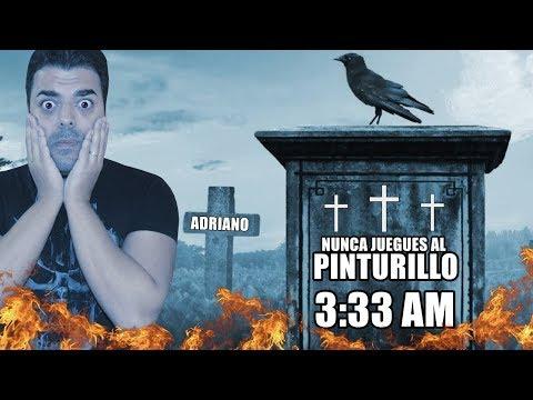 NUNCA juegues al PINTURILLO 2 a las 3:33 AM   APARECE el niño MISTERIOSO