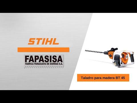 Taladro para madera BT 45 - Stihl FAPASISA Paraguay