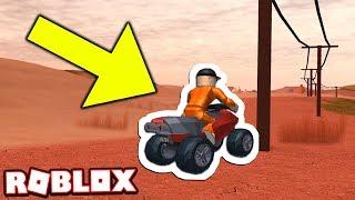 THE NEW WINTER ATV SPAWNS HERE!! (Roblox Jailbreak)