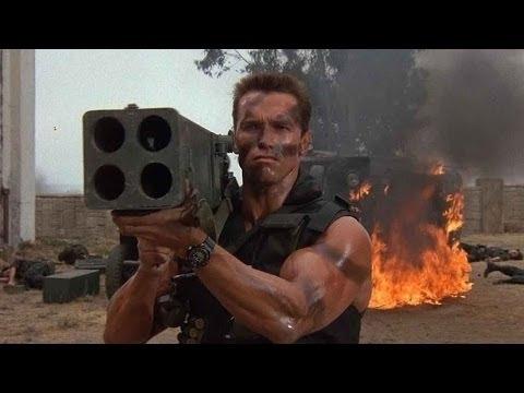 Peliculas De Accion Arnold Schwarzenegger Peliculas De Accion Completas Español Latino Youtube