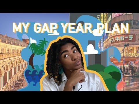 PLANNING MY 2020-2021 GAP YEAR