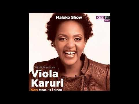 Viola Karuri Talks About Her Swahili 'Despacito' Version