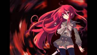 Shakugan no Shana ED 01 - Yoake Umarekuru Shoujo off vocal