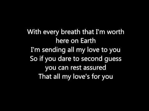 Green Day - last night on earth Lyric