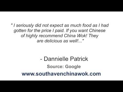 China Wok REVIEWS Southaven, MS Restaurants Reviews